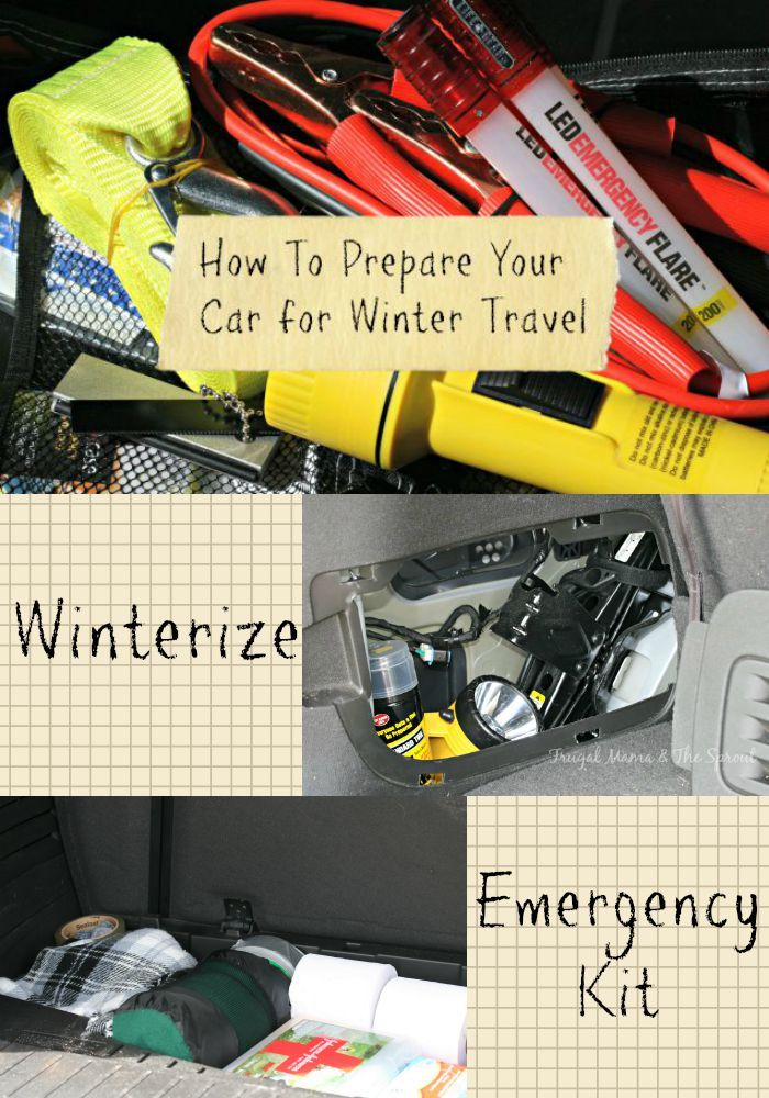 how to winterize your car for storage