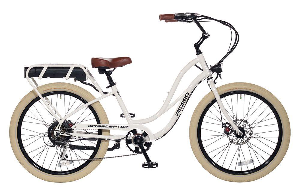 Interceptor Electric Cruiser Bike Electric Bike Interceptor