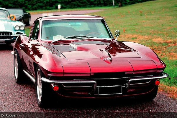 65 Corvette One Thing I Got From My Mom And Dad A Love For Classics Fast Cars And Jumping Out Of Planes That Is What Gets Corvette Chevrolet Super Images