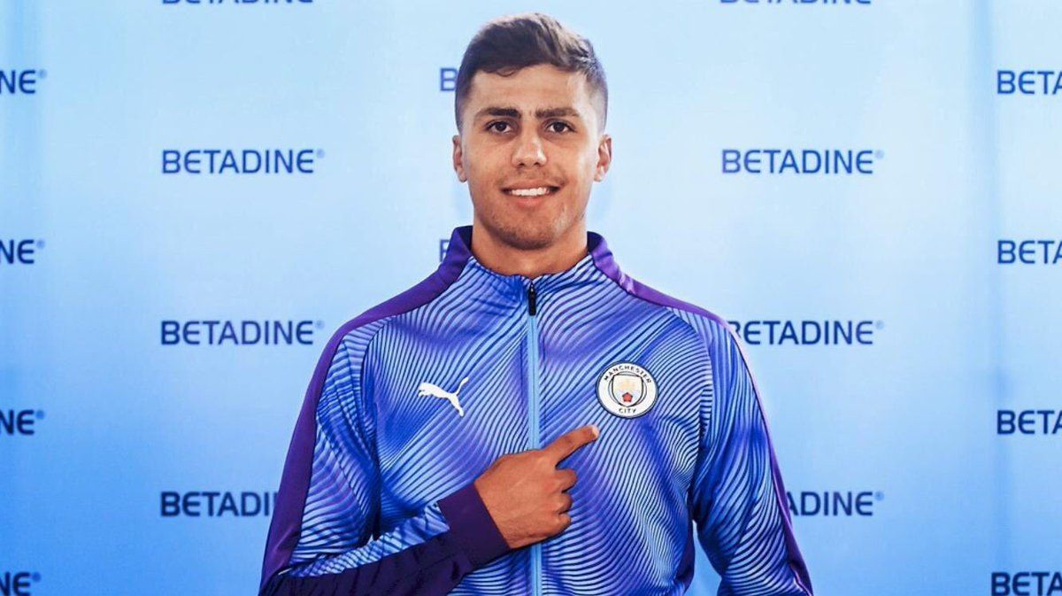 Rodri Transfer Officially Announced With Images