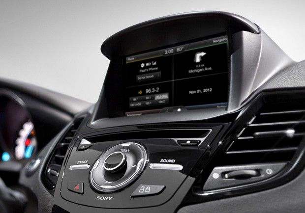 2014 Ford Fiesta Gets Myford Touch Smarter Sync Voice Commands