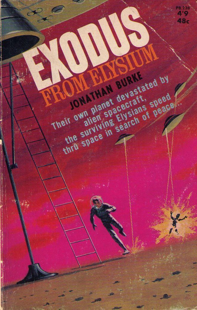 Exodus From Elysium, Horwitz Publications, 1965