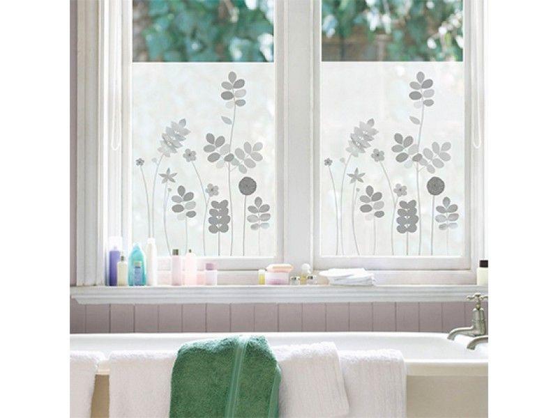 sticker fen tres occultant acacia deco pinterest carreaux de fen tre maisons et d co. Black Bedroom Furniture Sets. Home Design Ideas