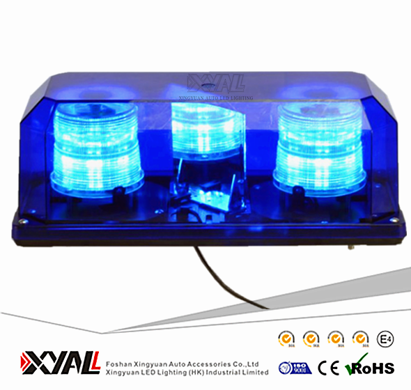 Dc 12v 24v amber policeman used car roof led strobe beacon mini dc 12v 24v amber policeman used car roof led strobe beacon mini light bar aloadofball Image collections