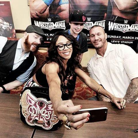 Sheamus, Alicia Fox, Randy Orton | DENIZ FATHI | Pinterest ... | 480 x 480 jpeg 55kB