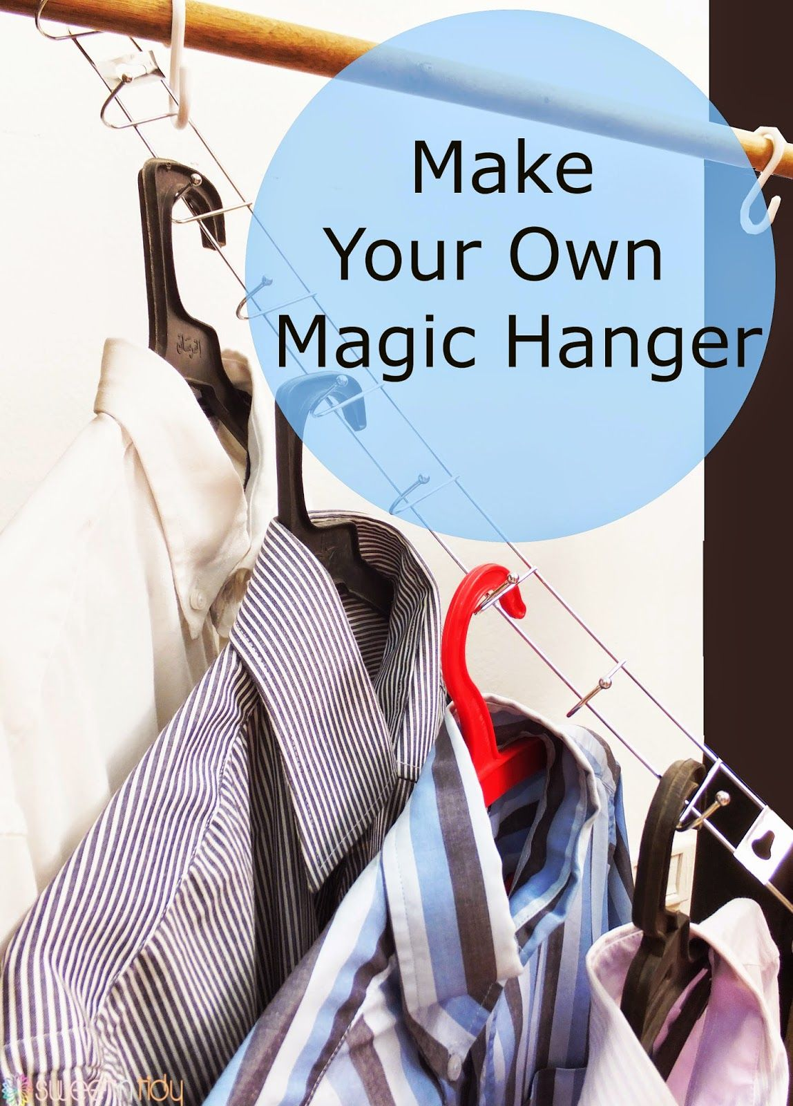Make Your Own Magic Hanger