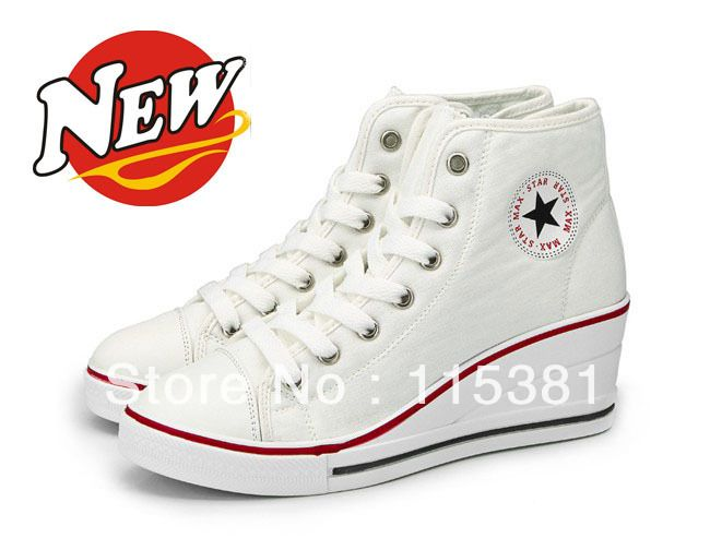 6a676f9c0d3a Converse wedge sneakers
