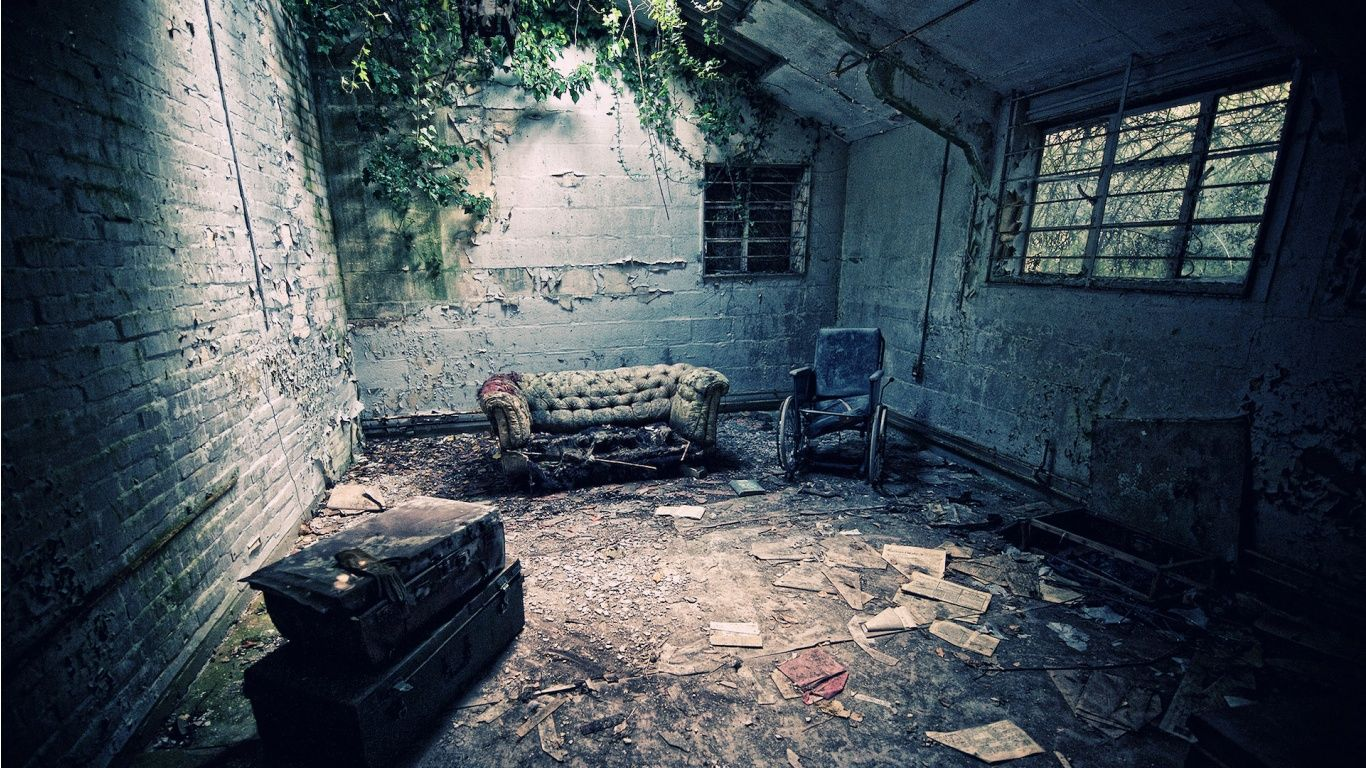 deserted places Some of these abandoned and haunted places will creep you out a little, but if  you are anything like us you will want to go and visit all of them.