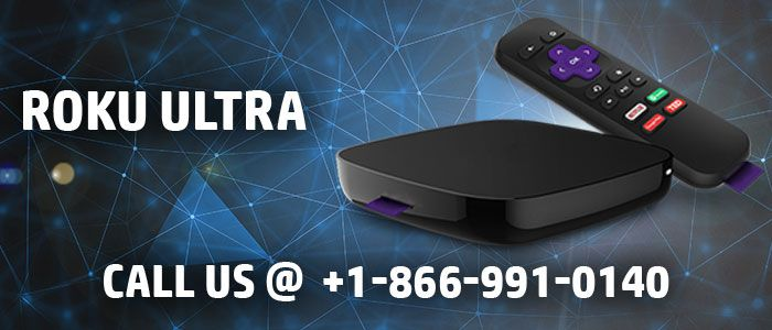 Stream 4K UHD contents with Go Roku Ultra streaming player