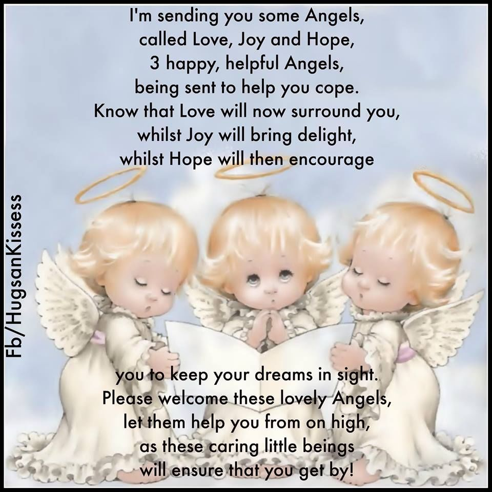 Sending You Some Angels Love Quotes Life Quotes Quotes