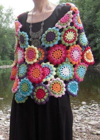 Ma Premiere Etole Japonaise Alma Chita Horgolasok Crochet