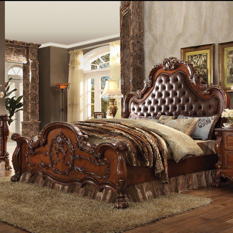 Best Welliver Upholstered Standard Bed Bedroom Furniture Sets 400 x 300