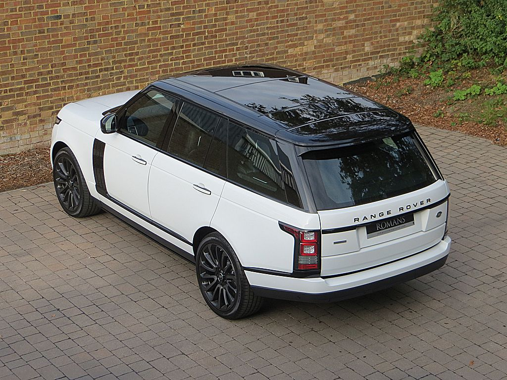 Range Rover 5.0 Supercharged Autobiography Range rover