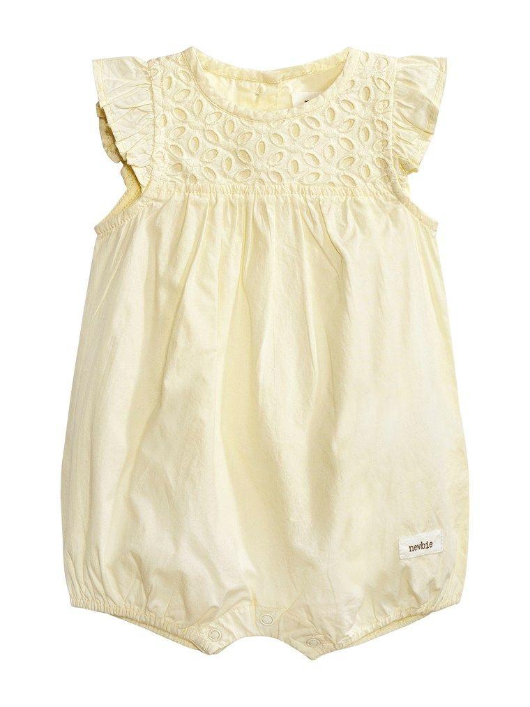 a50ff58dfce2 Jumpsuit, Gul, Kids - KappAhl   Baby doll   Barnkläder
