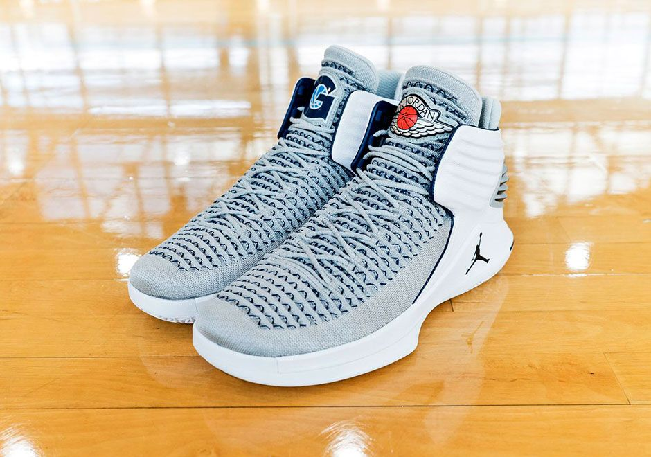 #sneakers #news Georgetown and Marquette Unveil New Player Exclusive Air  Jordan 32s