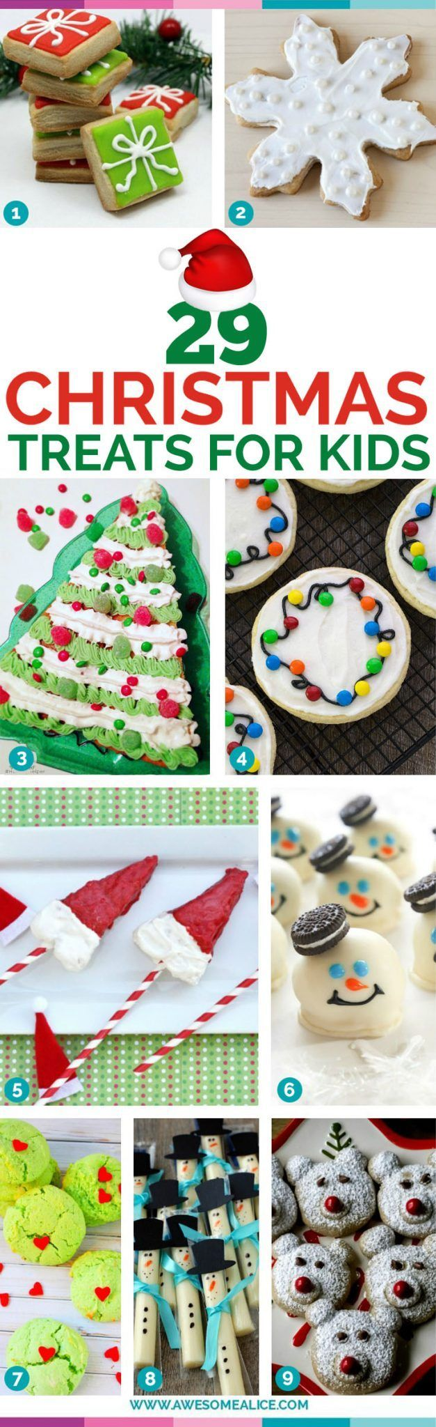 The Best Christmas Cookies To Make With Your Kids | Kids baking ...