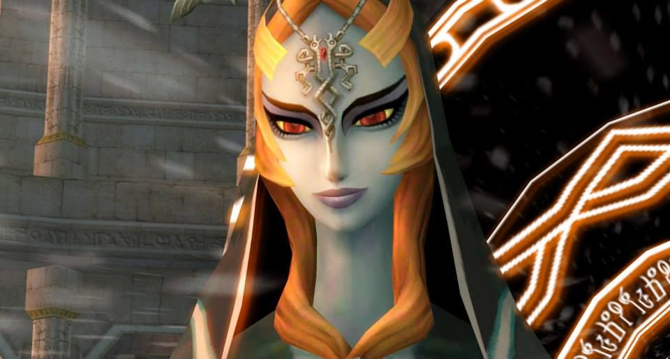 screenshot from the game | Cosplay- Midna | Pinterest