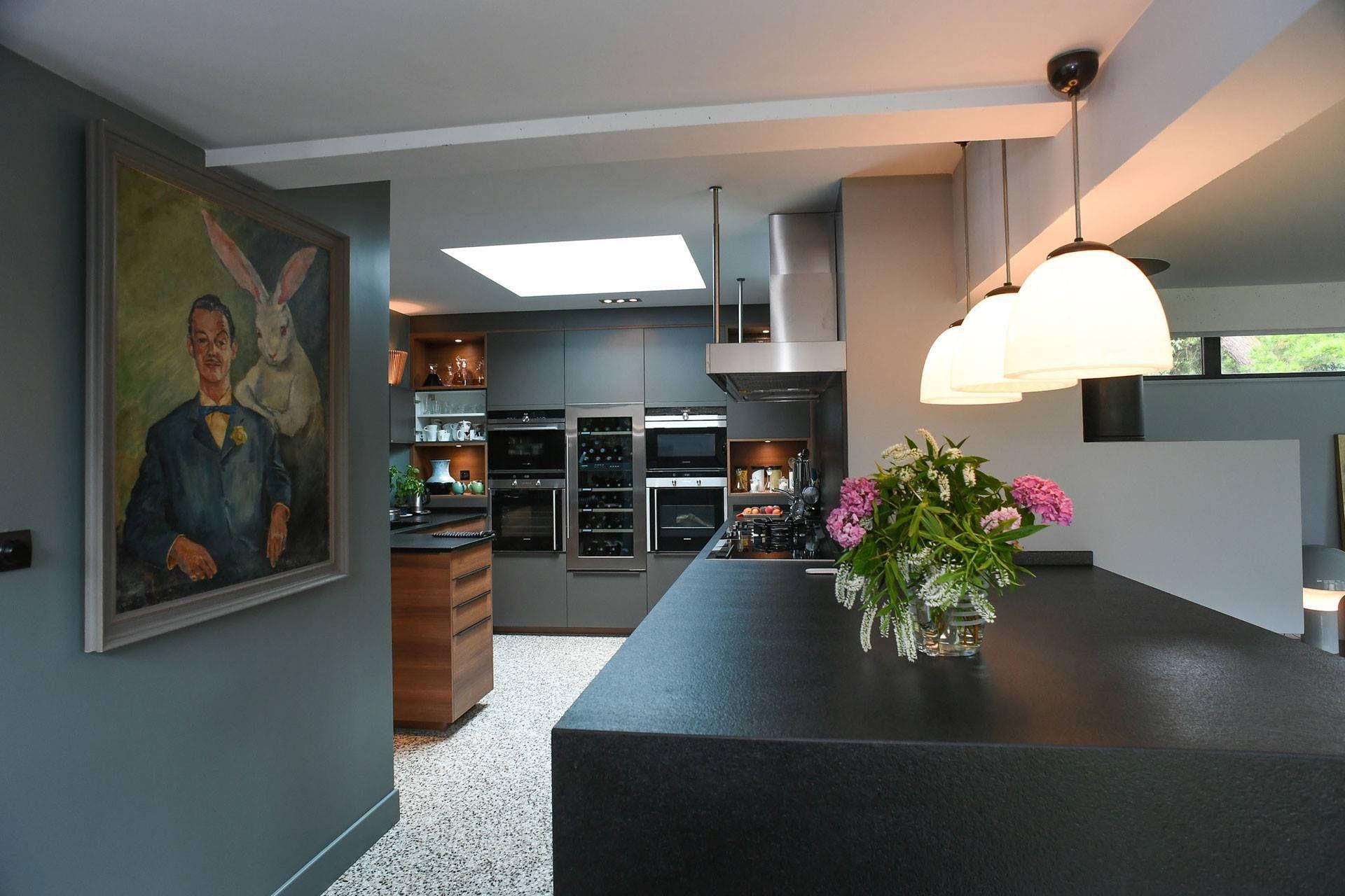 cuisine perene bastille   rénovation   pinterest   cuisine and