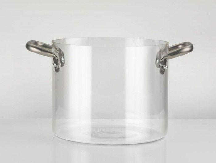 Massimo Castagna Glass Pot Glass Kitchen Technology Kitchen Essentials