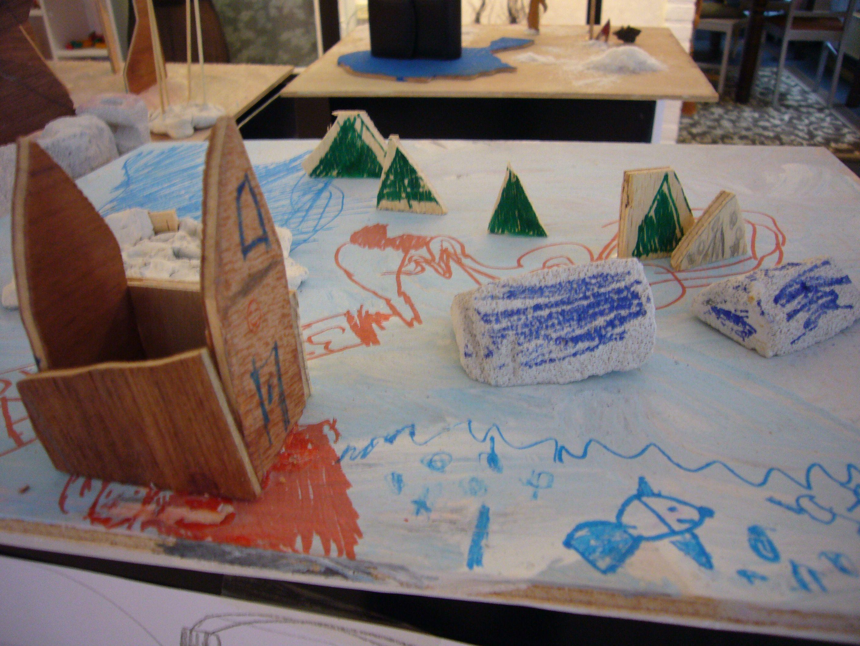 De kleine kunstenaars- 5-7jaar