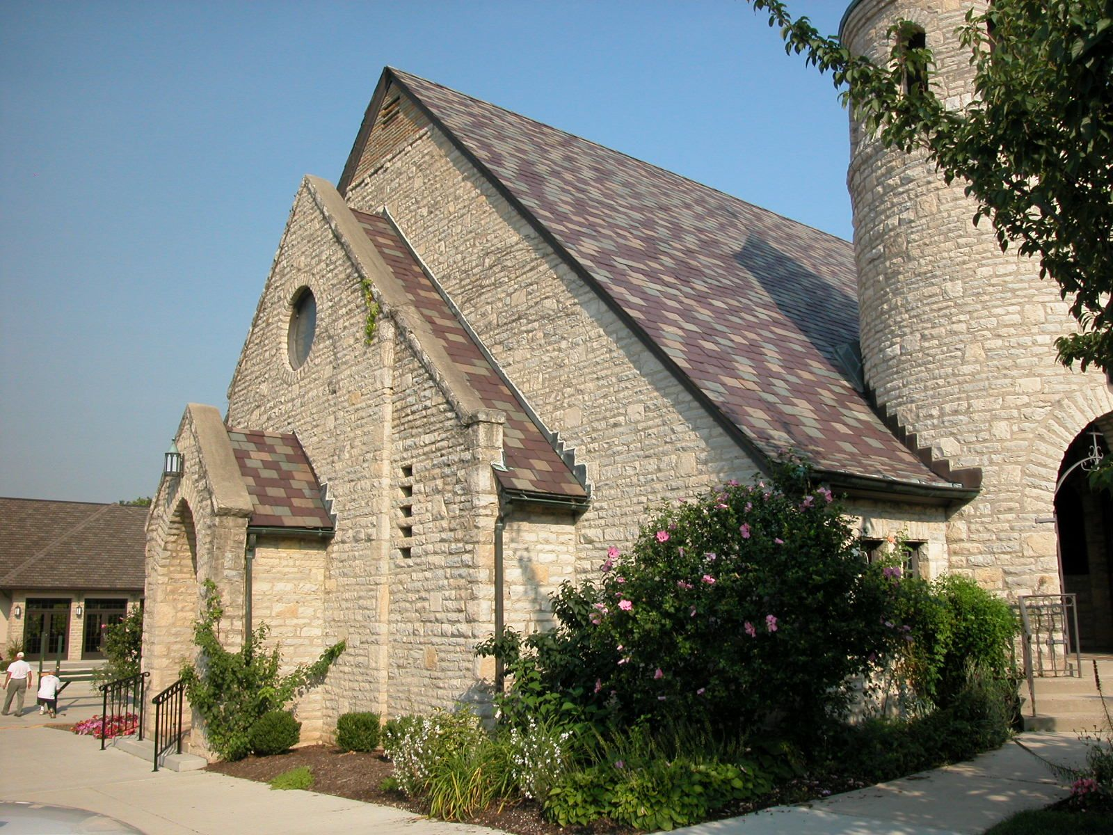 Best Multi Colored Slate Roof Done By The Durable Slate Company 640 x 480