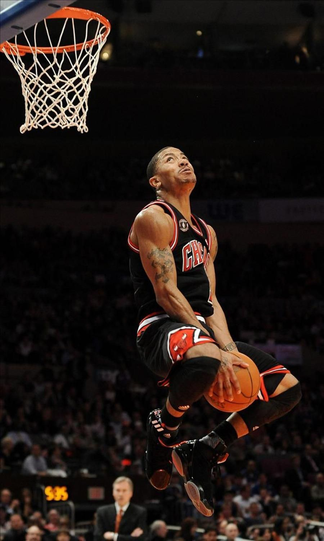Derrick Rose Knicks Wallpapers Desktop Background Festival Wallpaper Derrick Rose Basketball Photography Nba
