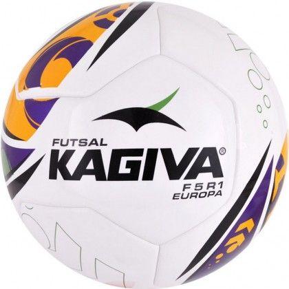 d78061d59d Bola de Futsal Kagiva F5 R1 Europa Profissional