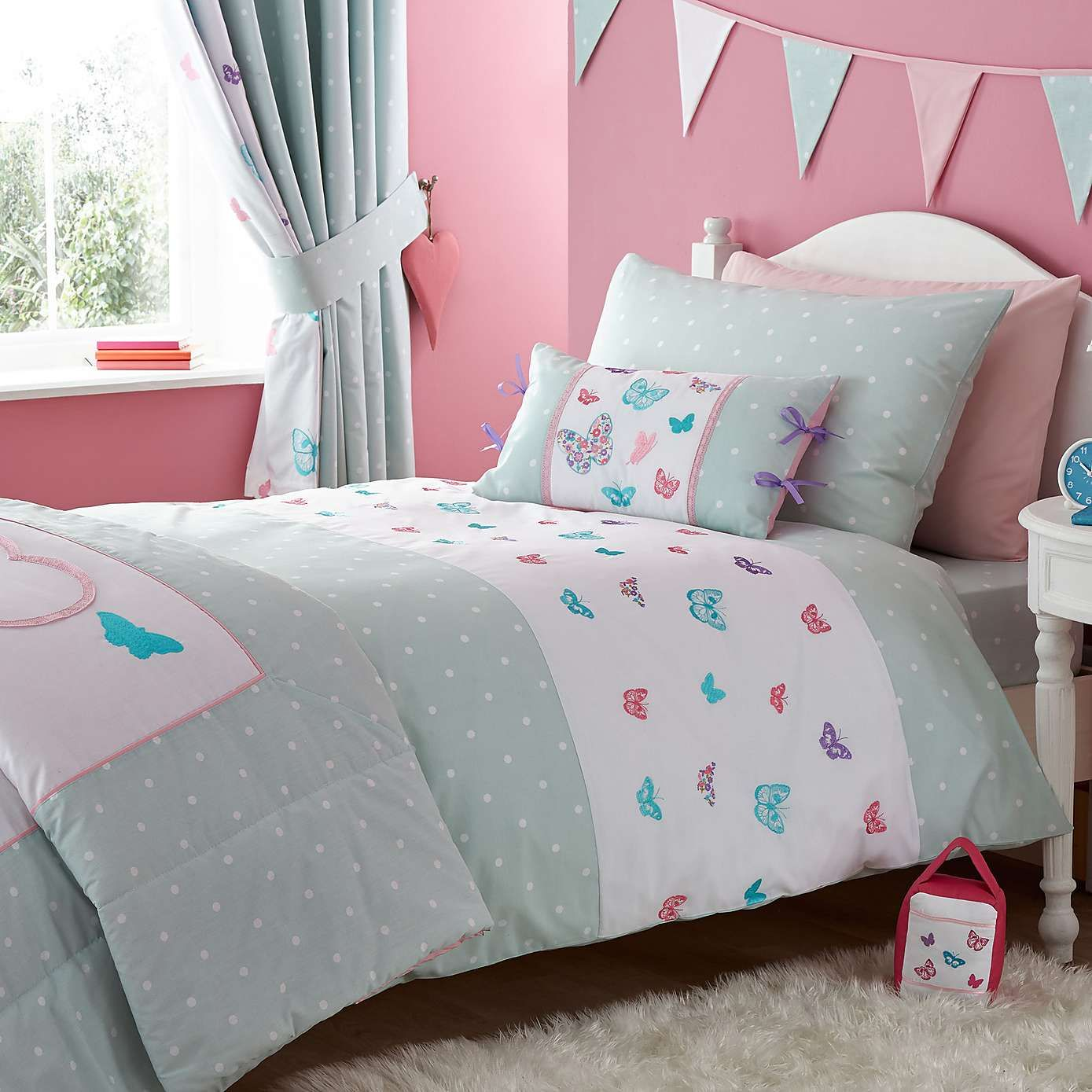 Kids Love to Shop Bed Linen Collection | Dunelm