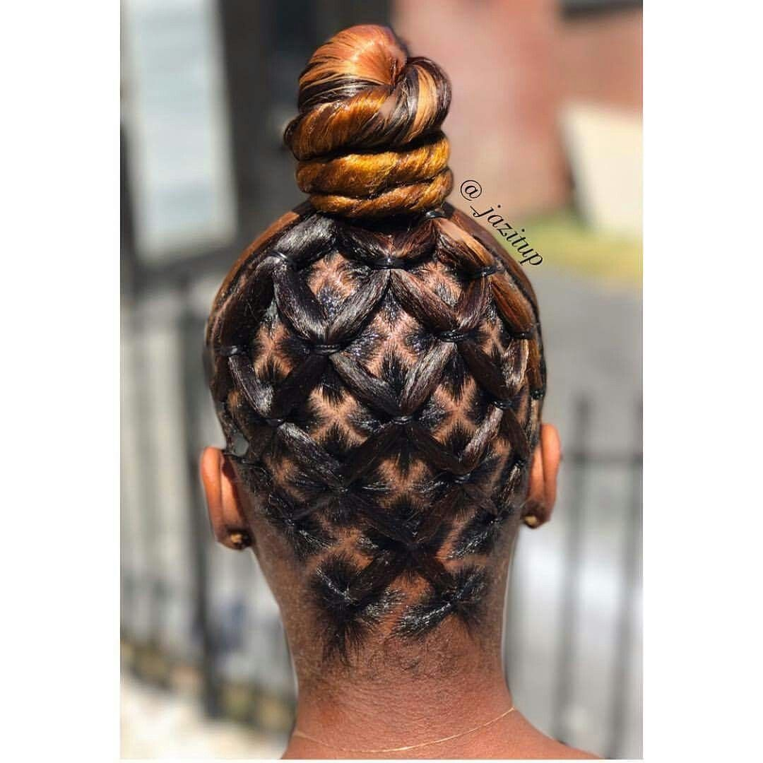 pin african american hair care