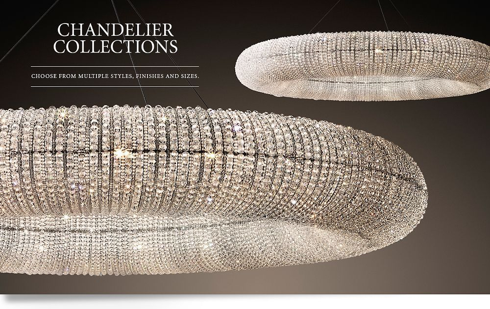 Rh crystal halo chandeliers light pinterest chandeliers rh crystal halo chandeliers mozeypictures Images