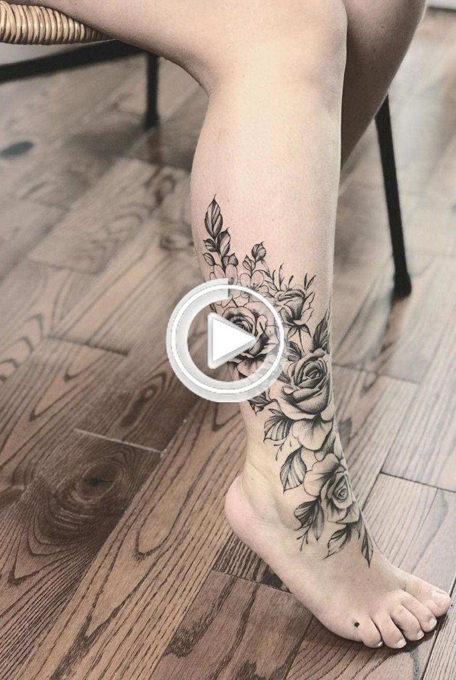 Pin De Fatime En Tatuajes Pequenos En Las Piernas Tatuajes Pierna Tatuajes Pierna Mujer Tatuajes De Flores