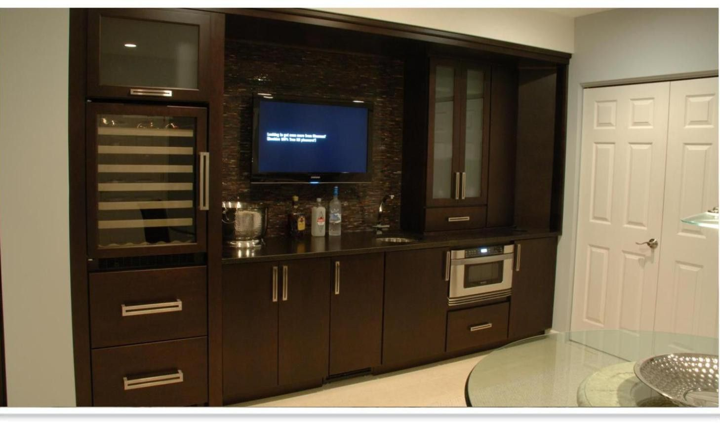 Bon 50+ Pre Made Bar Cabinets   Kitchen Shelf Display Ideas Check More At Http: