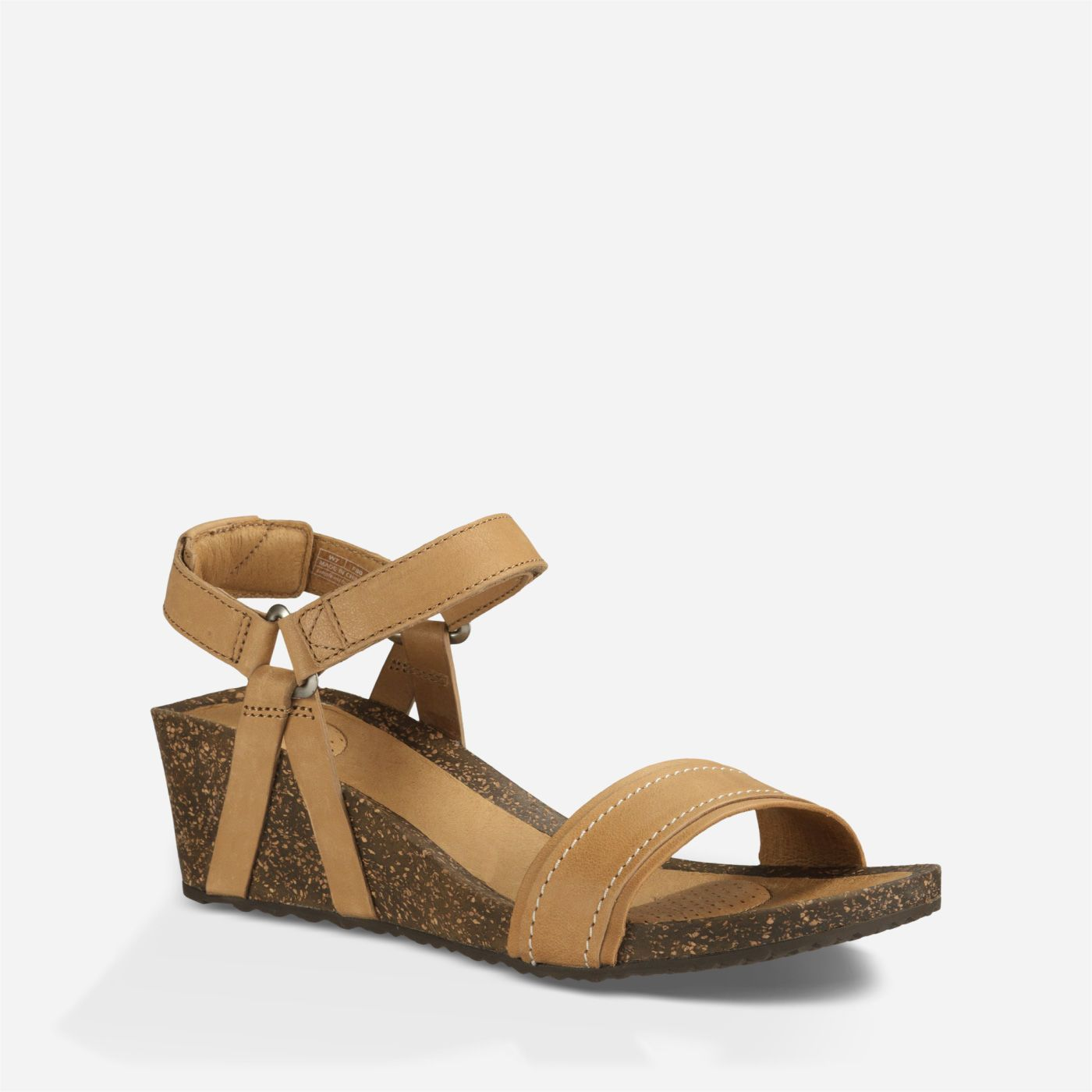 837474f10f8 Original Teva® Ysidro Stitch Wedge Sandals for Women on the official Teva®  website. Free standard delivery when you spend £40.