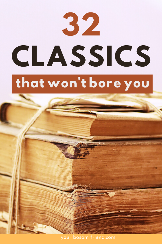 32 Easy Short Classics You Can Actually Read in One ...