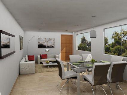 5 tips para integrar la sala y el comedor | El comedor, Comedores y ...