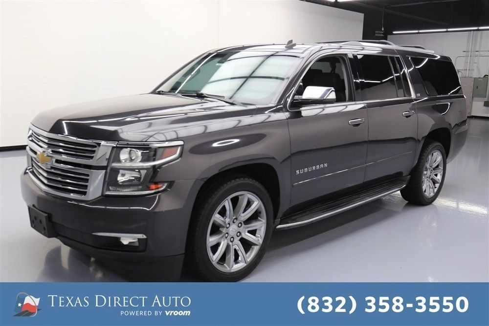For Sale 2015 Chevrolet Suburban Ltz Texas Direct Auto 2015 Ltz