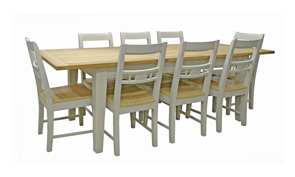 Burghley Extending Dining Table and Side Chairs multiyork