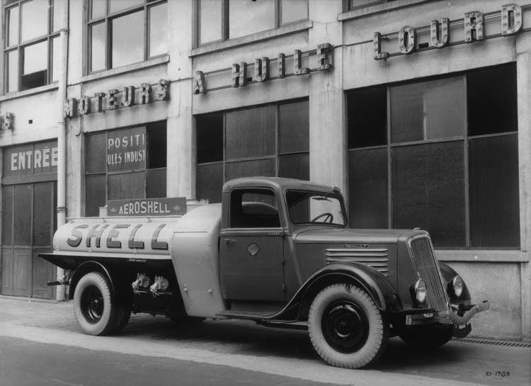 Camion citerne renault type agc 48 cv 2 2 tonnes 1937 for Renault orleans garage