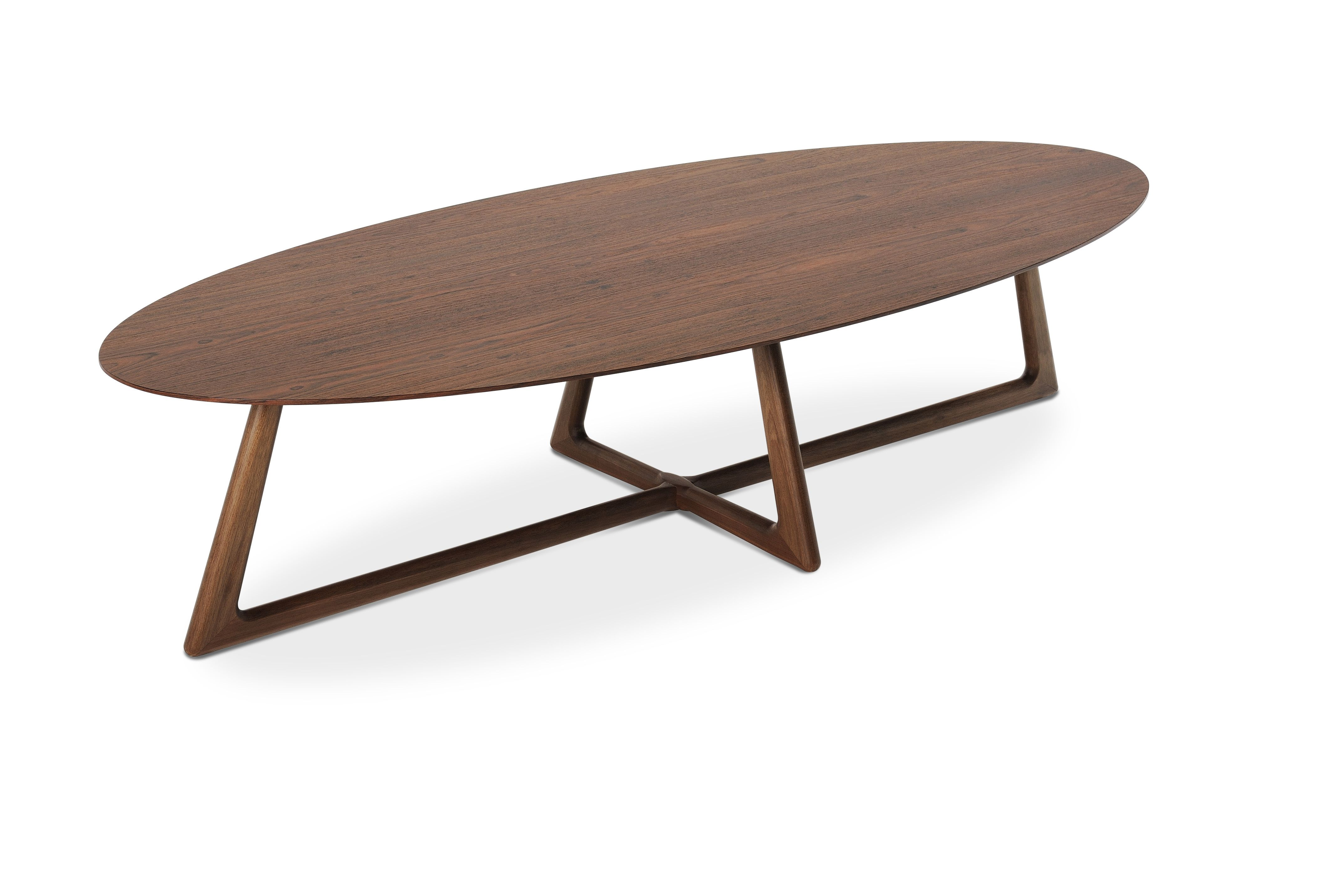 The Orbit Coffee Table S Innovative Circular Shape Was Inspired By The Elliptical Trajectory Of A Body In Movement Coffee Table Furniture Table [ 2832 x 4256 Pixel ]