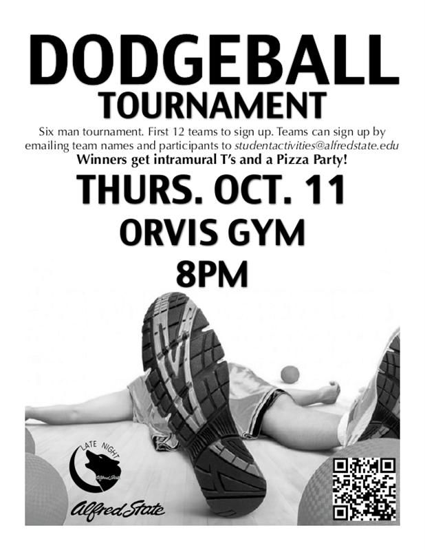 Dodgeball Tournament Flyer - ImageLoad | Youth Ministry ...