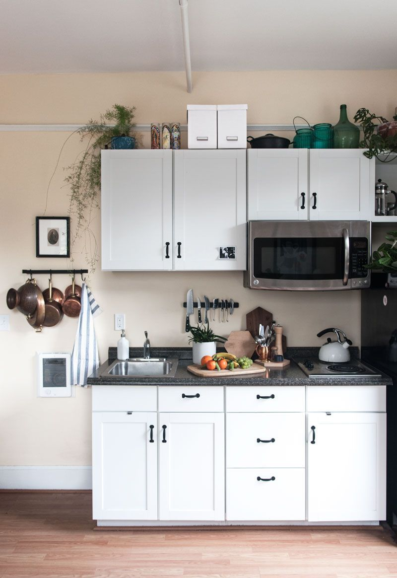10 Stylish Kitchenettes With Optimized Designs Small Apartment