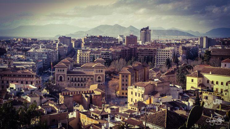 Granada - View from Albaicín