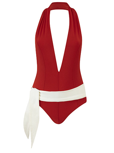 Lisa Marie Fernandez Riri. Shop it and 26 other sexy one pieces.