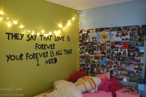 sleeping with sirens room | Tumblr | Bedroom Idea 1 | Pinterest ...