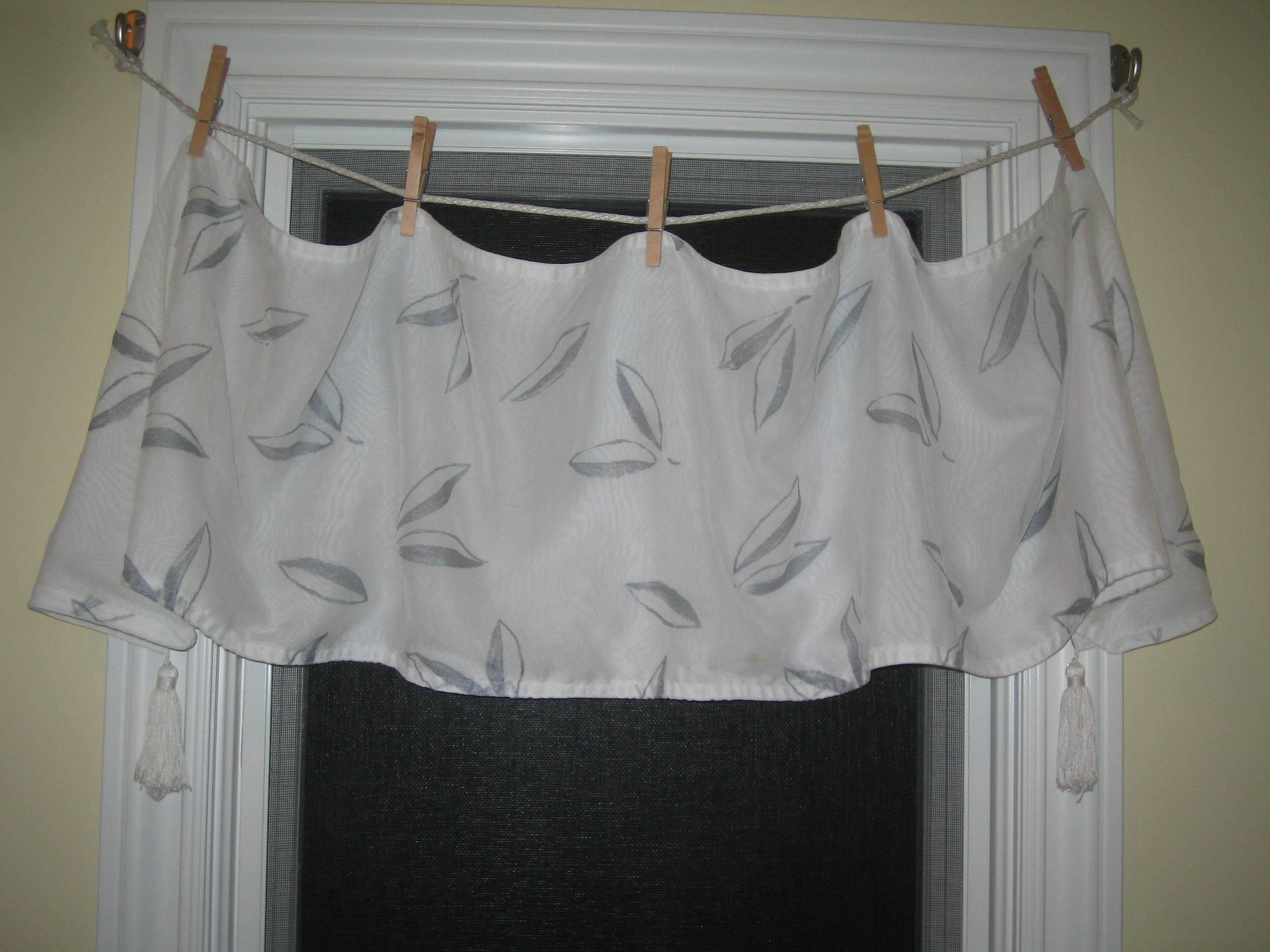Custom Window Coverings and Treatments  Sewing Whimsical Curtains ...
