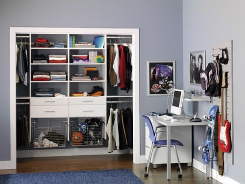 Attrayant Cool Teen Boys Closet Design Teenage Bedroom Arranging Teens Closet Design  System