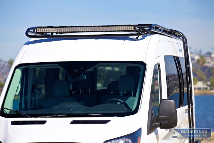Ford Transit Touring Roof Rack Ford Transit Aluminum Off