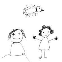 L'évolution graphique de vos enfants
