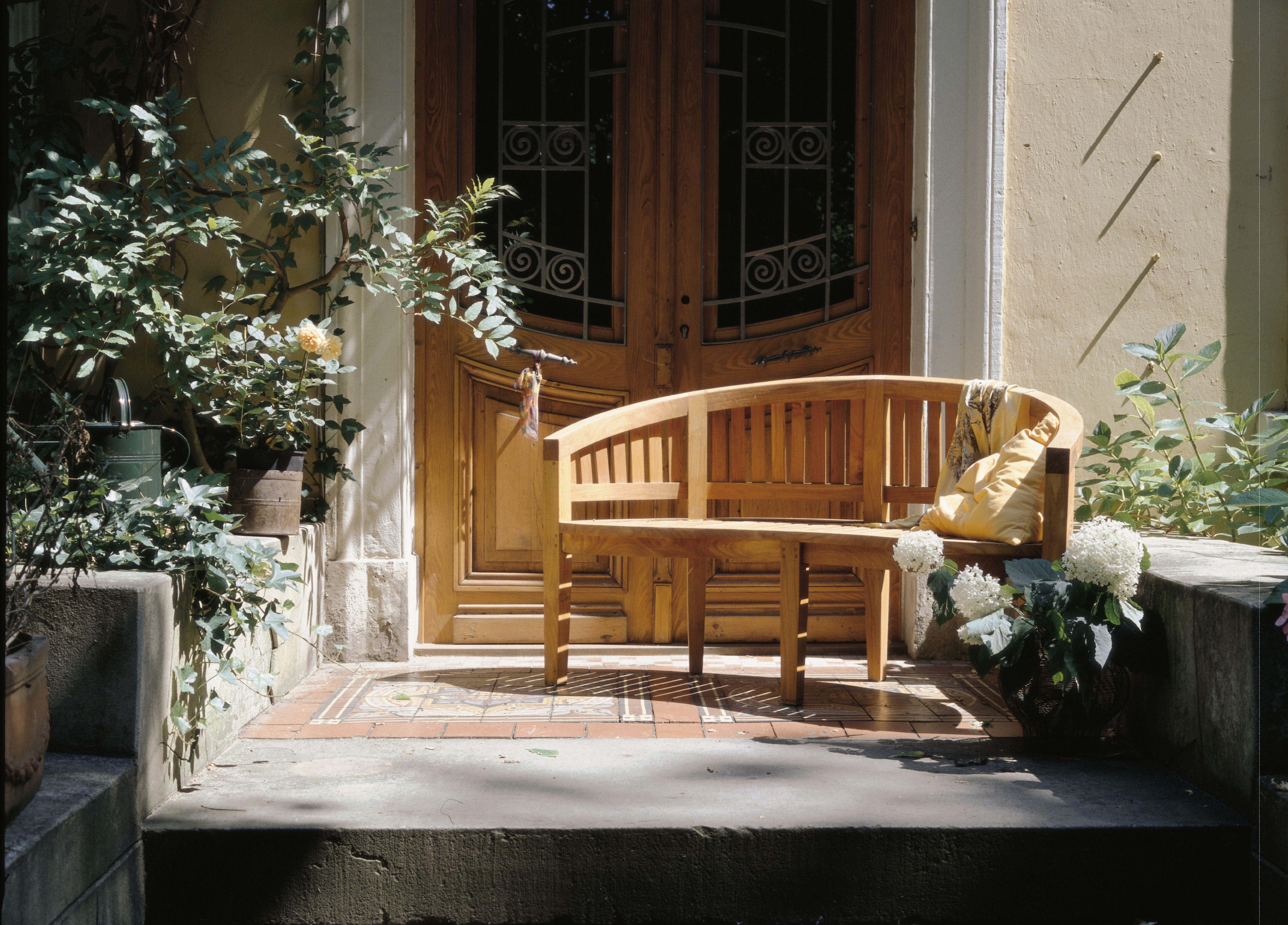Gartenbank Aus Teakholz Teak Holz Gartenparadies Gartenmobel Holz