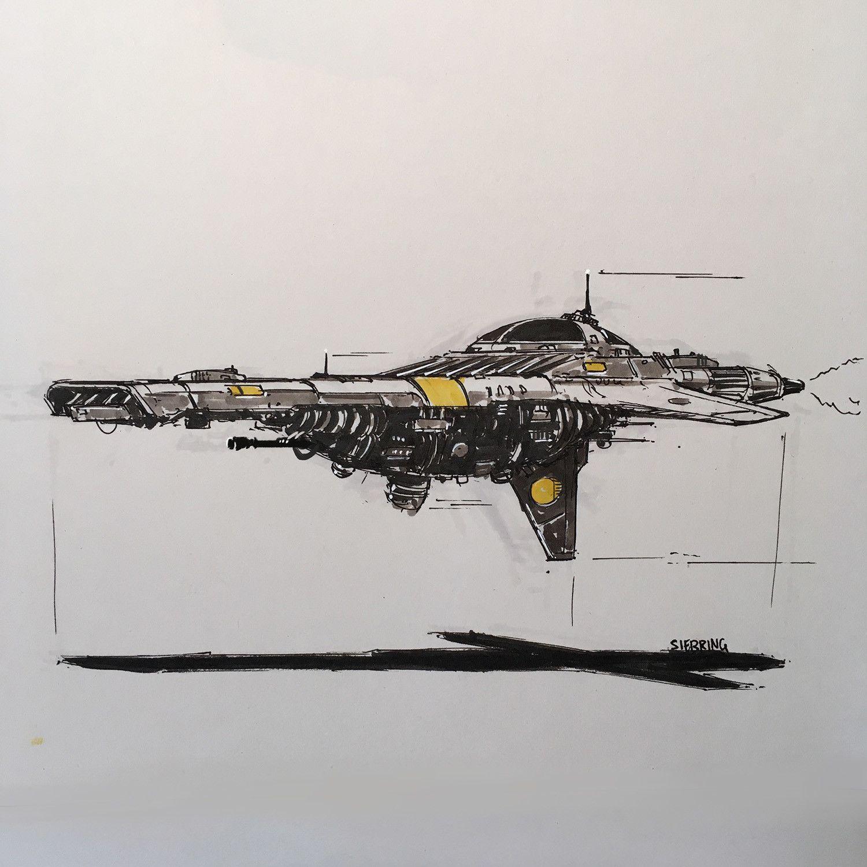 ArtStation - sketchbook dump 02, Eelco Siebring   transportation ...